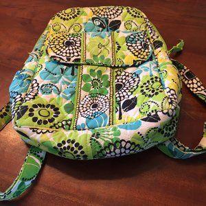 Vera Bradley Limes Up Backpack